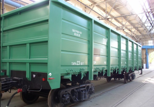 Вгрузовом поезде изПриморского края произошла утечка химиката