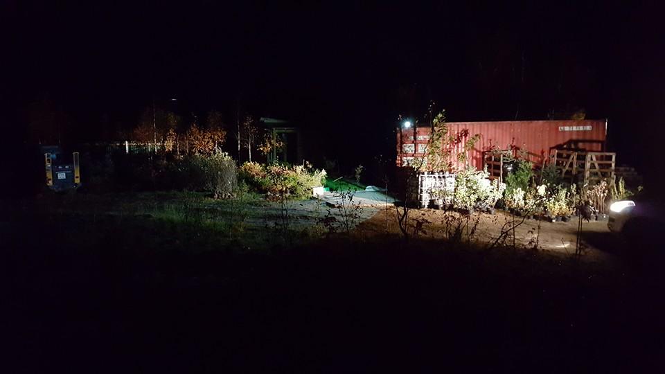 Садовый центр Рубус в п. Искателей рядом с г. Нарьян-Мар, Ненецкий автономный округ
