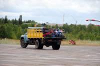 Споттинг в Нарьян-марском аэропорту