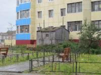 Сараи в центре города_2