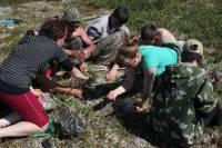 Экологические проблемы округа глазами студентов